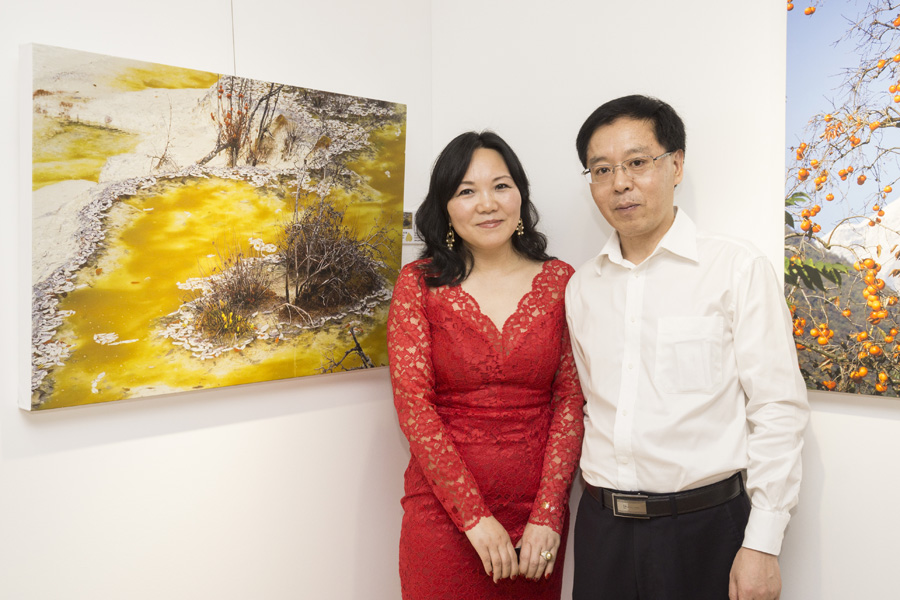 With Xiao Jianghua