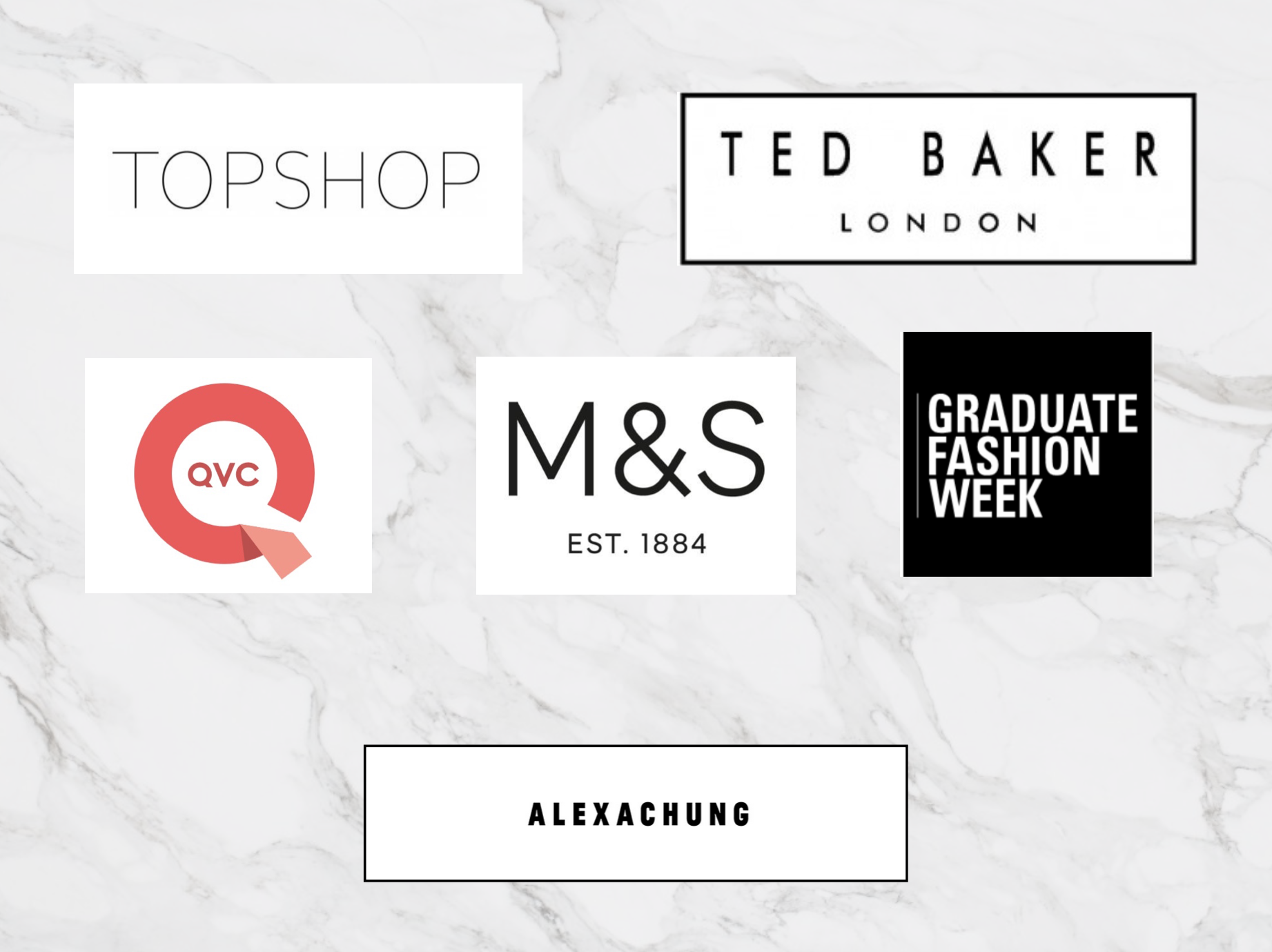 Just a few of the brands I've had the pleasure to work with  ...