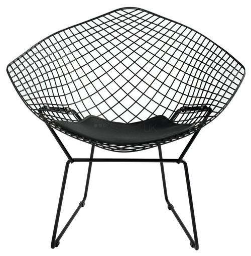 Dimond Chair - Svart