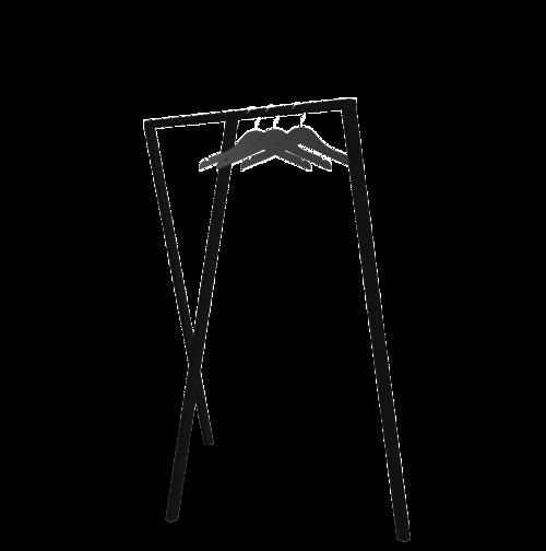 HAY - Loop Stand Wardrobe Large