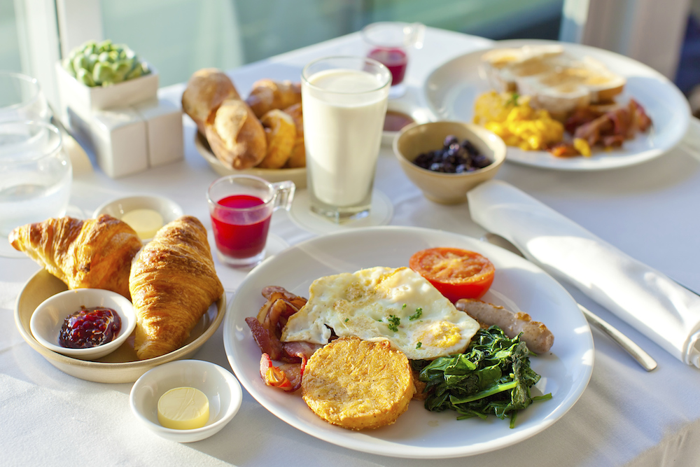 Fresh Breakfast -