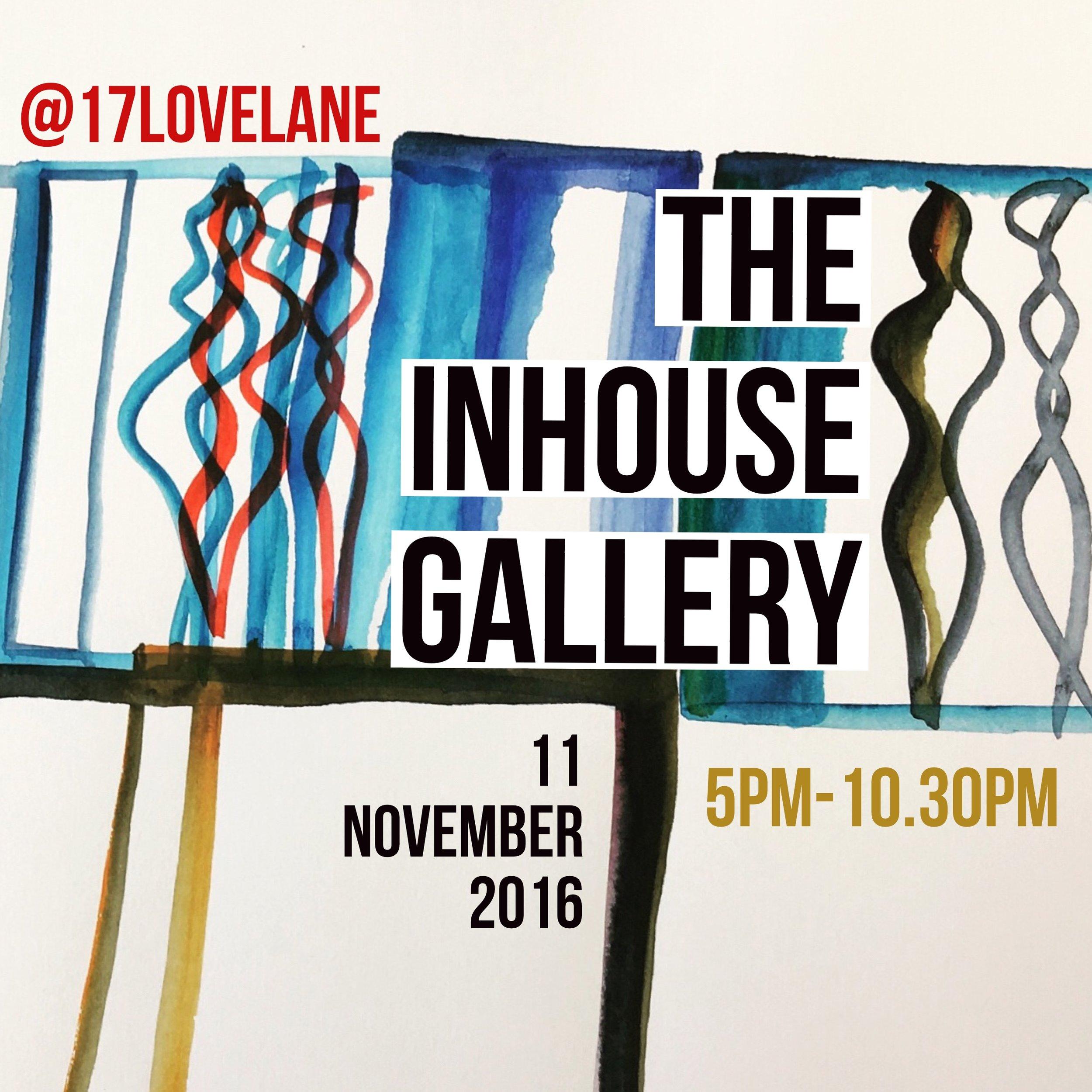 the inhouse gallery
