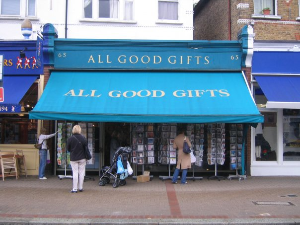 Widely renowned for our collection of greetings cards & hand selected gift and homeware products.