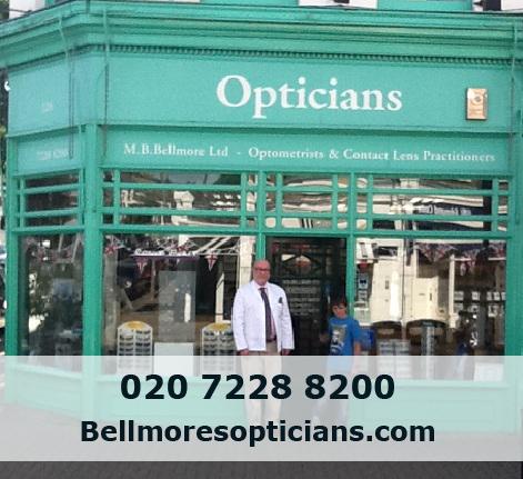 Bellmores Opticians