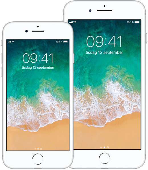 Kuriosa: Apples bilder på iPhone visar ALLTID klockslaget 09:41 för att klockan var exakt 09:41 första gången Steve Jobs visade upp iPhone för världen den 9 januari 2007.