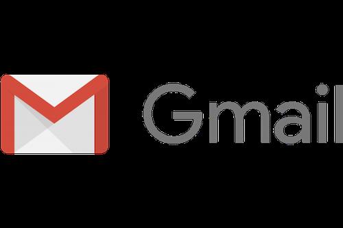 Gmail logotyp  Källa: HubSpot.com.