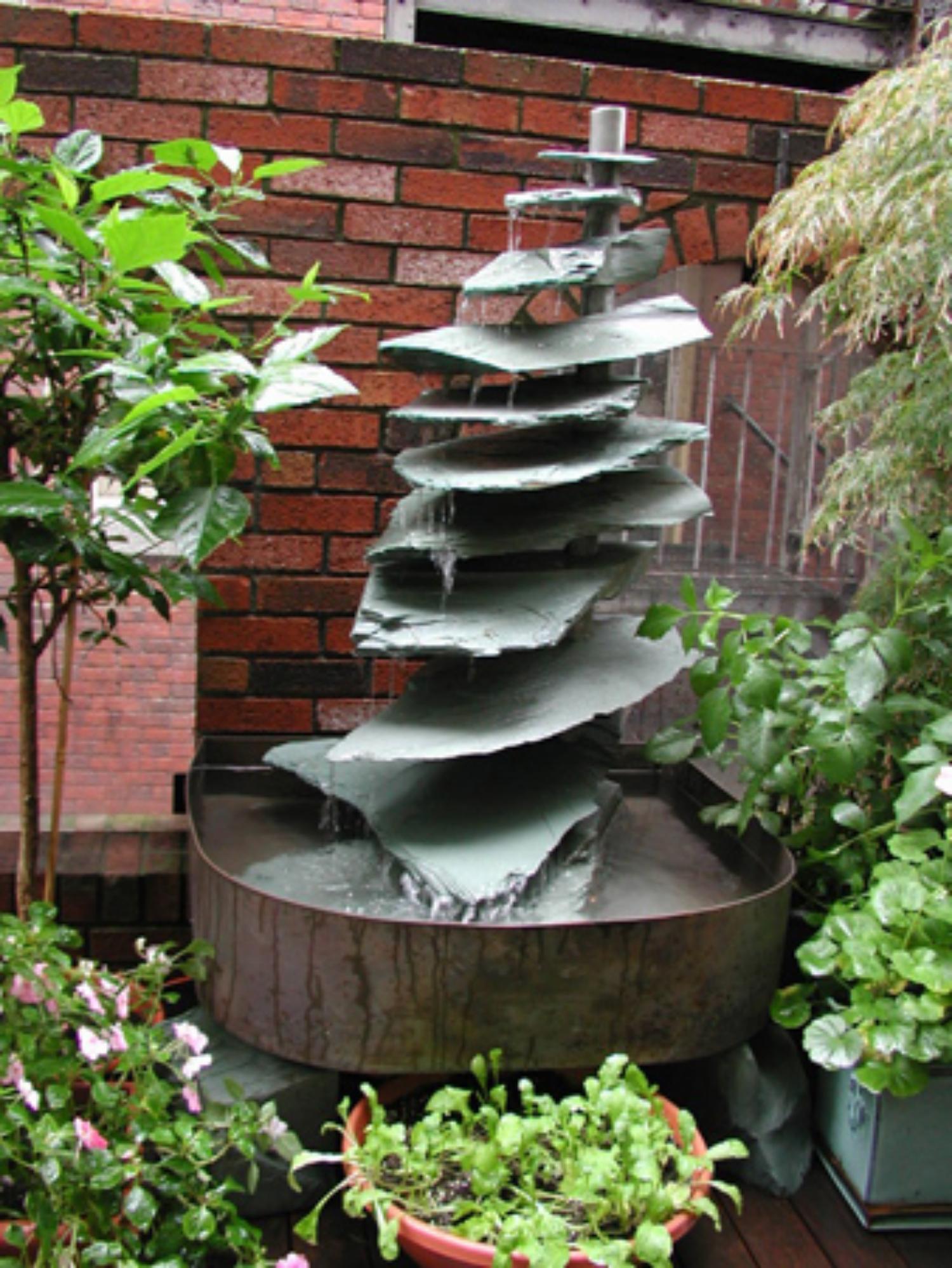 Rya's Fountain