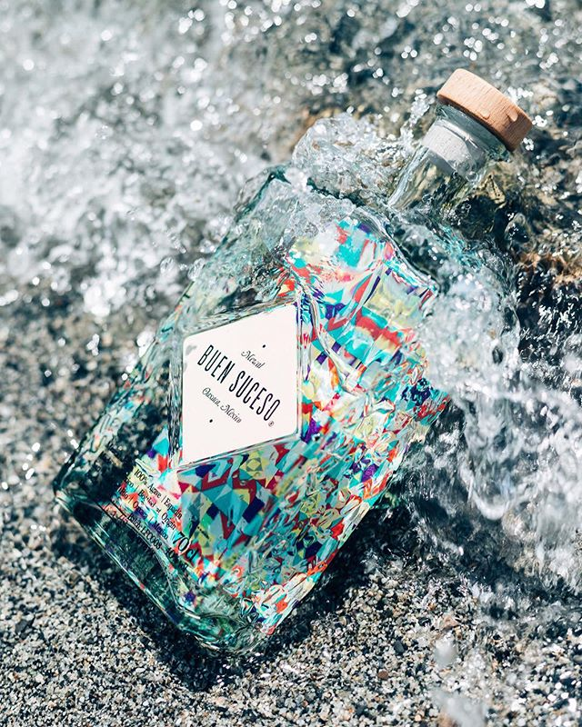 #mezcal #foodphotography #productphotography #onlocation #water #blue