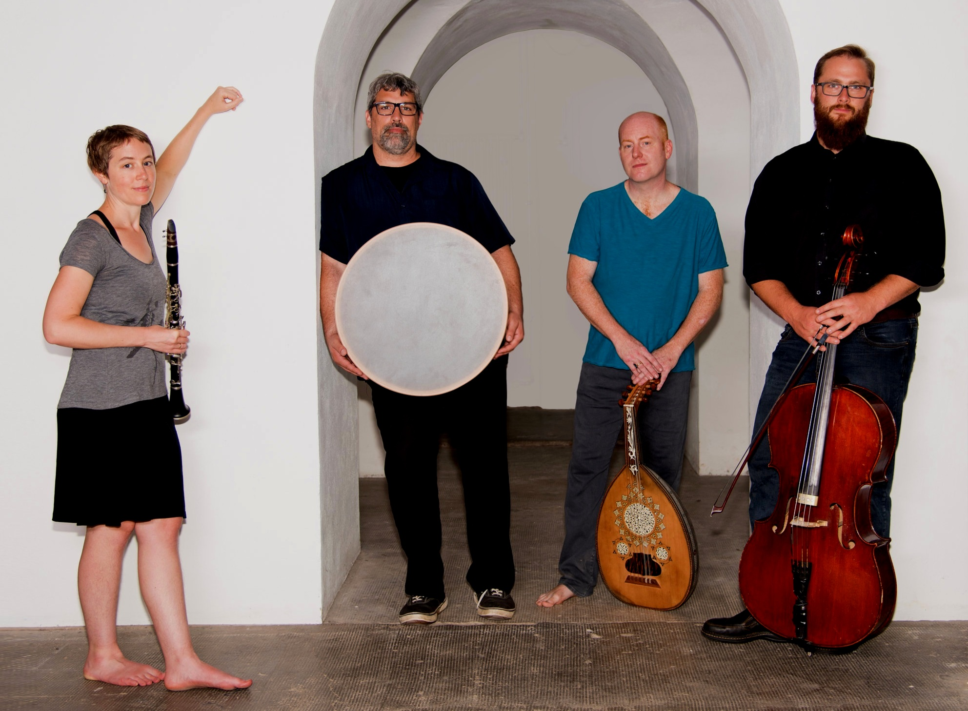 Dunham Shoe Factory - Original Chamber music inspired by tradition from around the world.