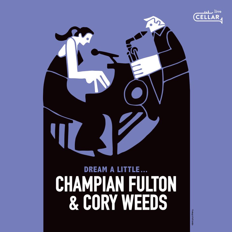 Champian Weeds Dream a Little Record Cover HI RES.jpeg