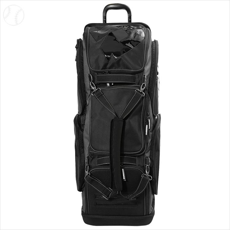 Demarini Black Ops Wheeled Bag