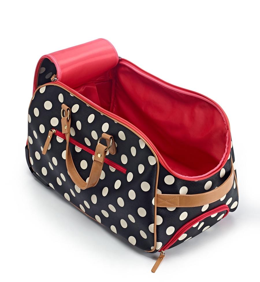Studio C Rolling Duffel Bag
