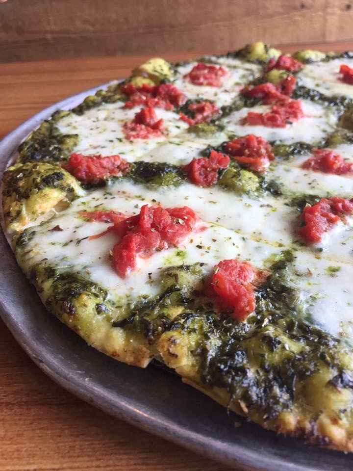 Pesto Margherita
