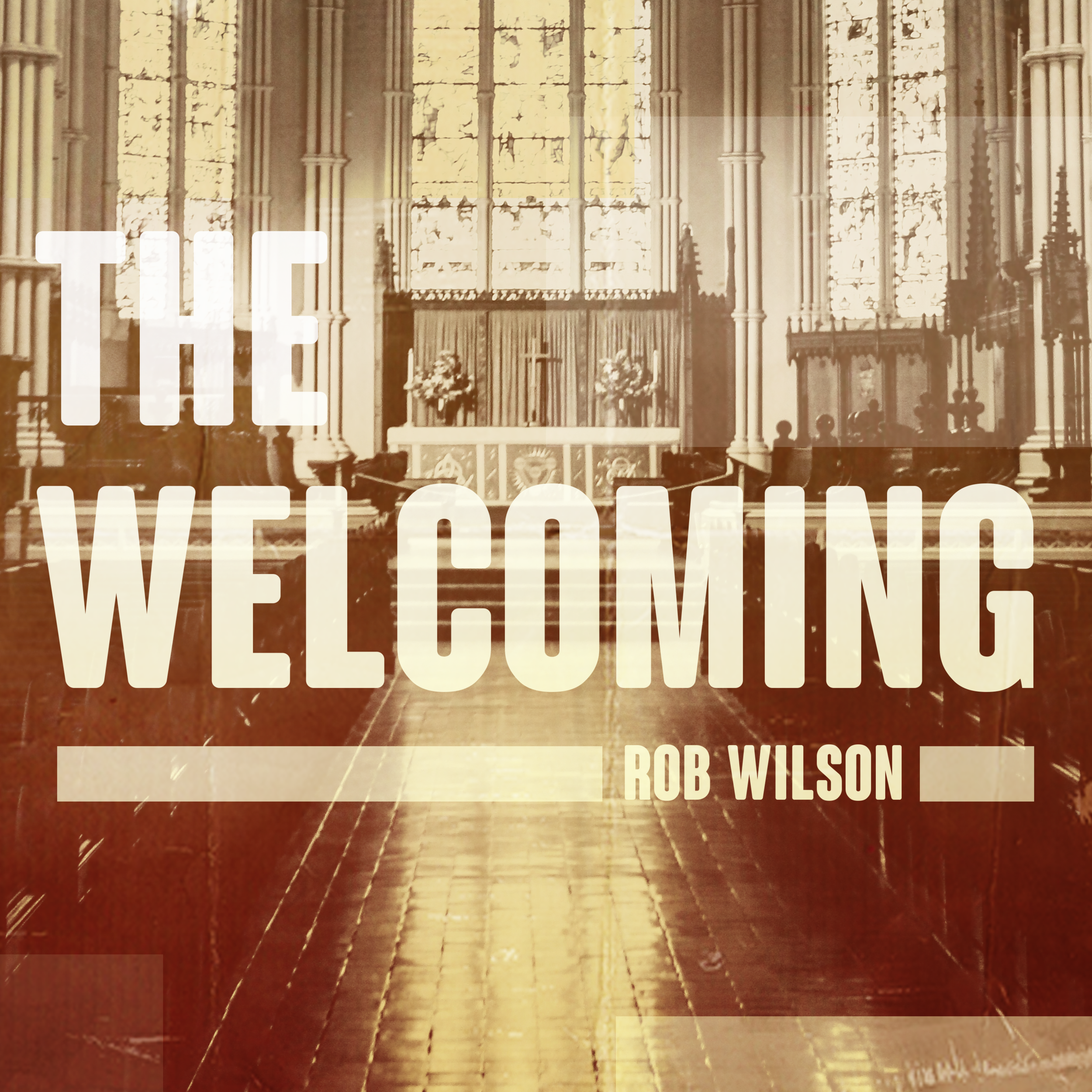 The Welcoming - EP Released: January 19, 2018 Produced/Mixed by Justin Leu in Dallas Mastered by Joe Causey in Nashville