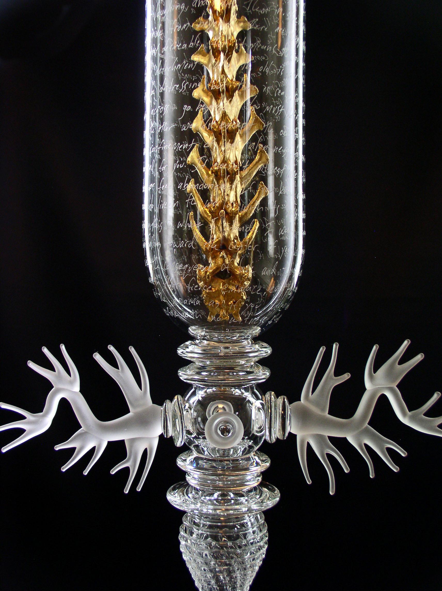 Spine jar detail