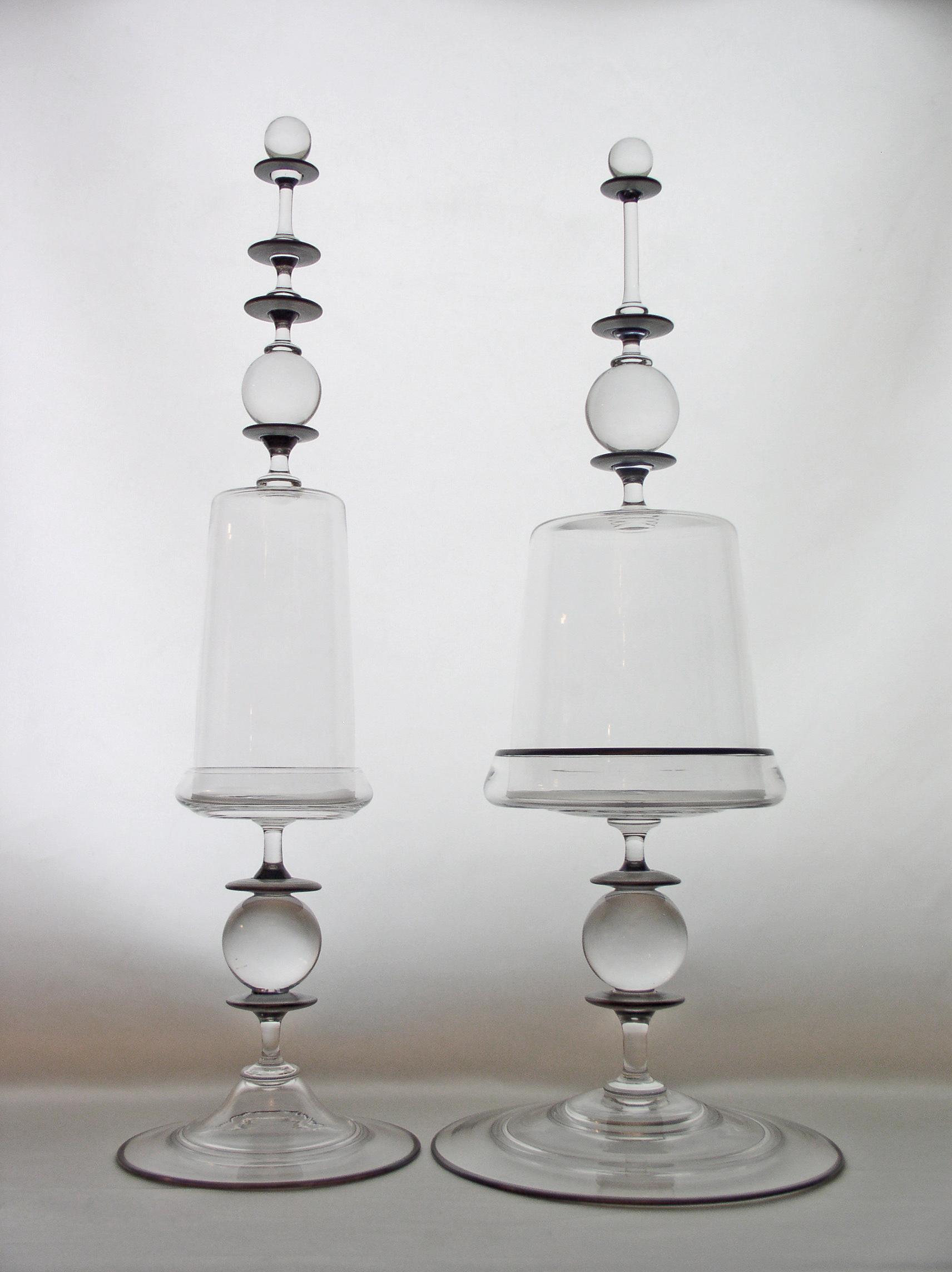 bell jars deco