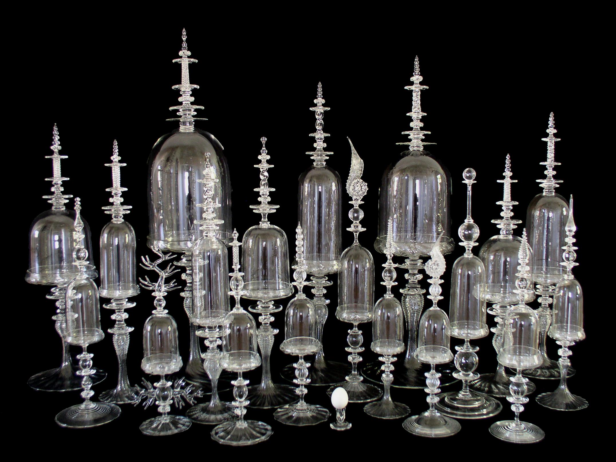 bell jars all