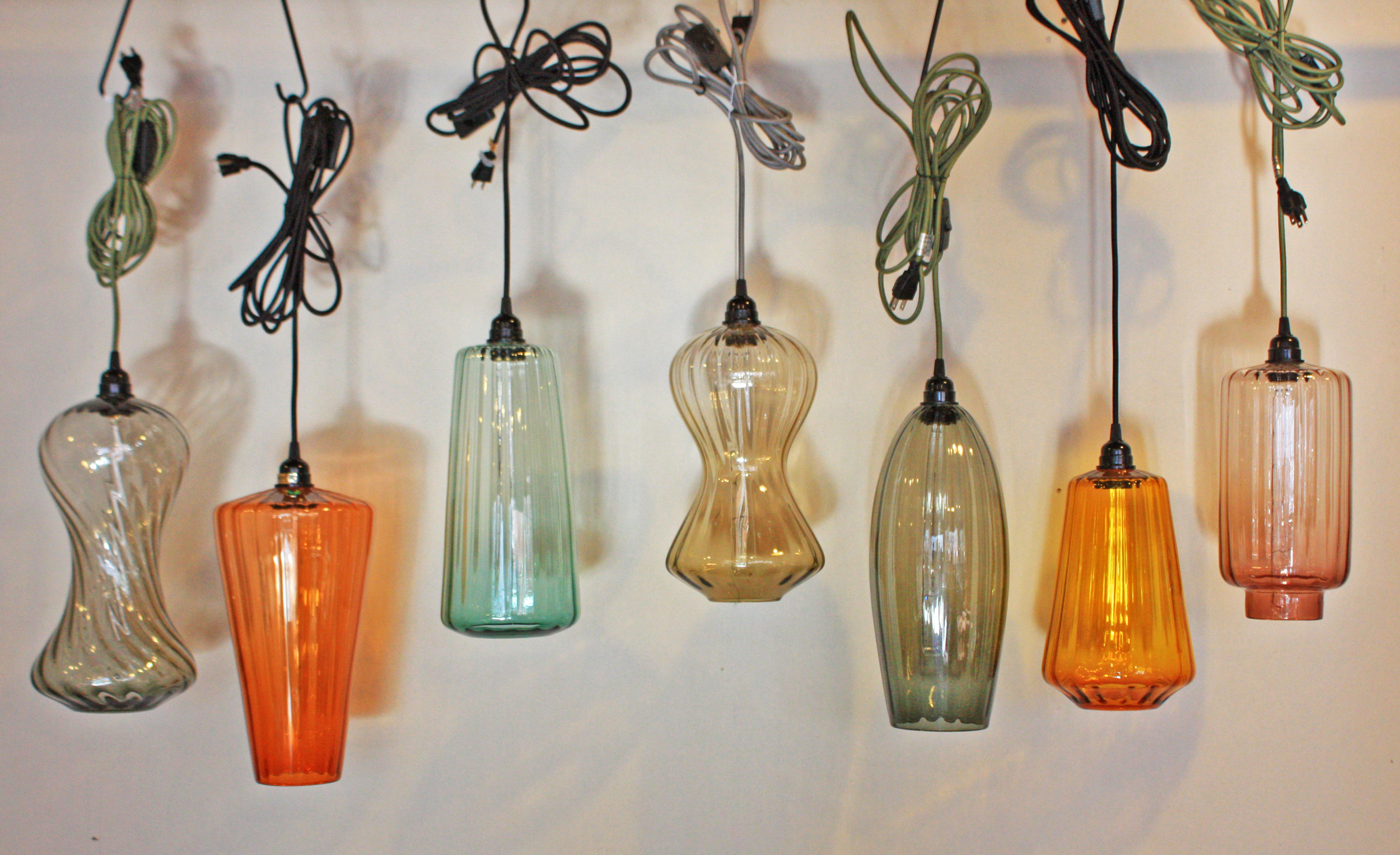 Deco pendants 1