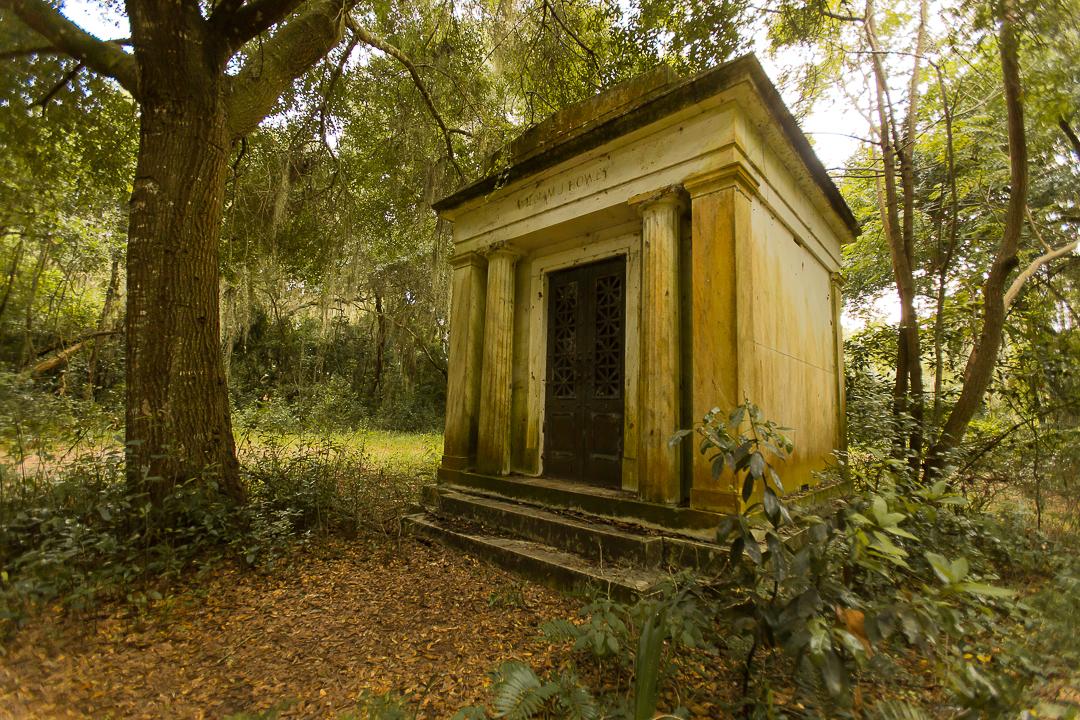 Howey House Mausoleum