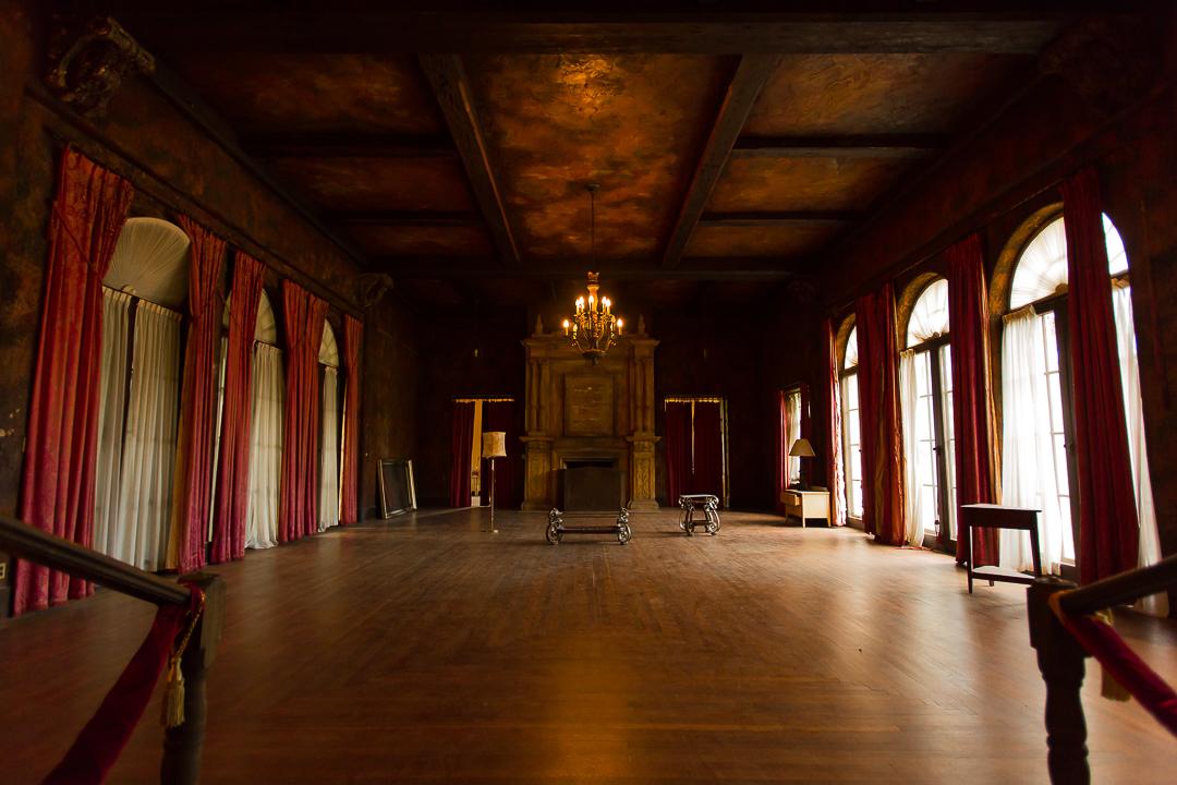 Howey House Great Room