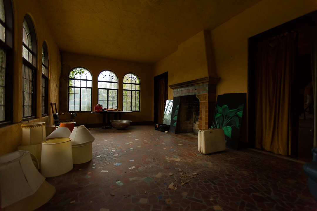 Howey House Back Room