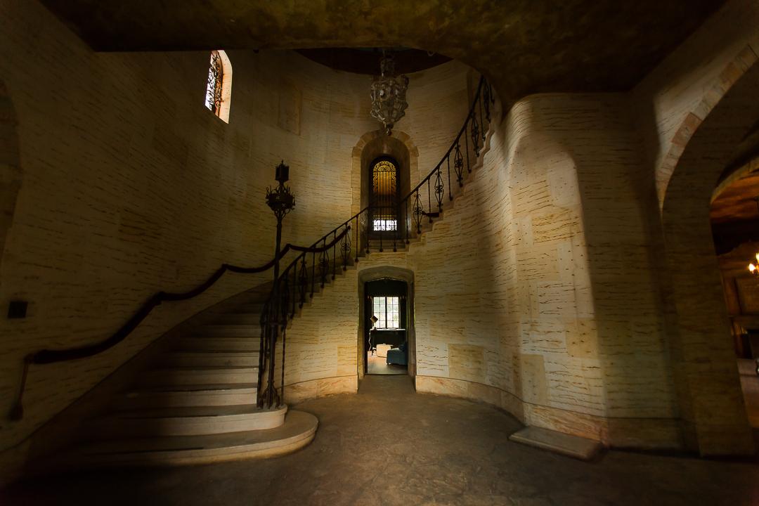 Howey House Foyer