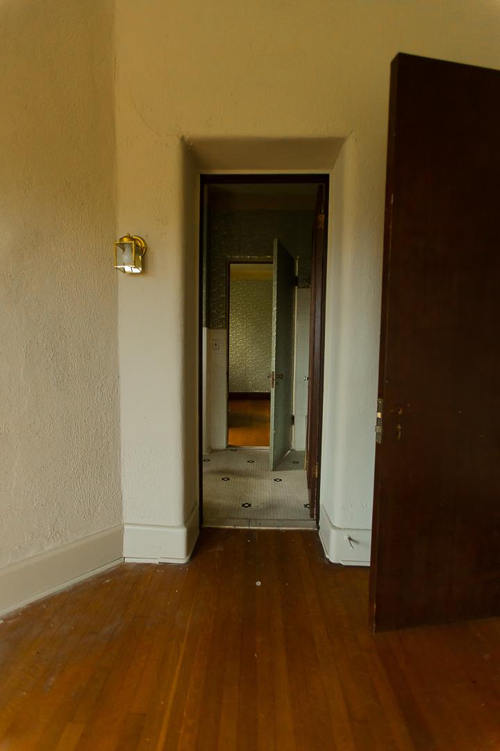 Howey House Doors