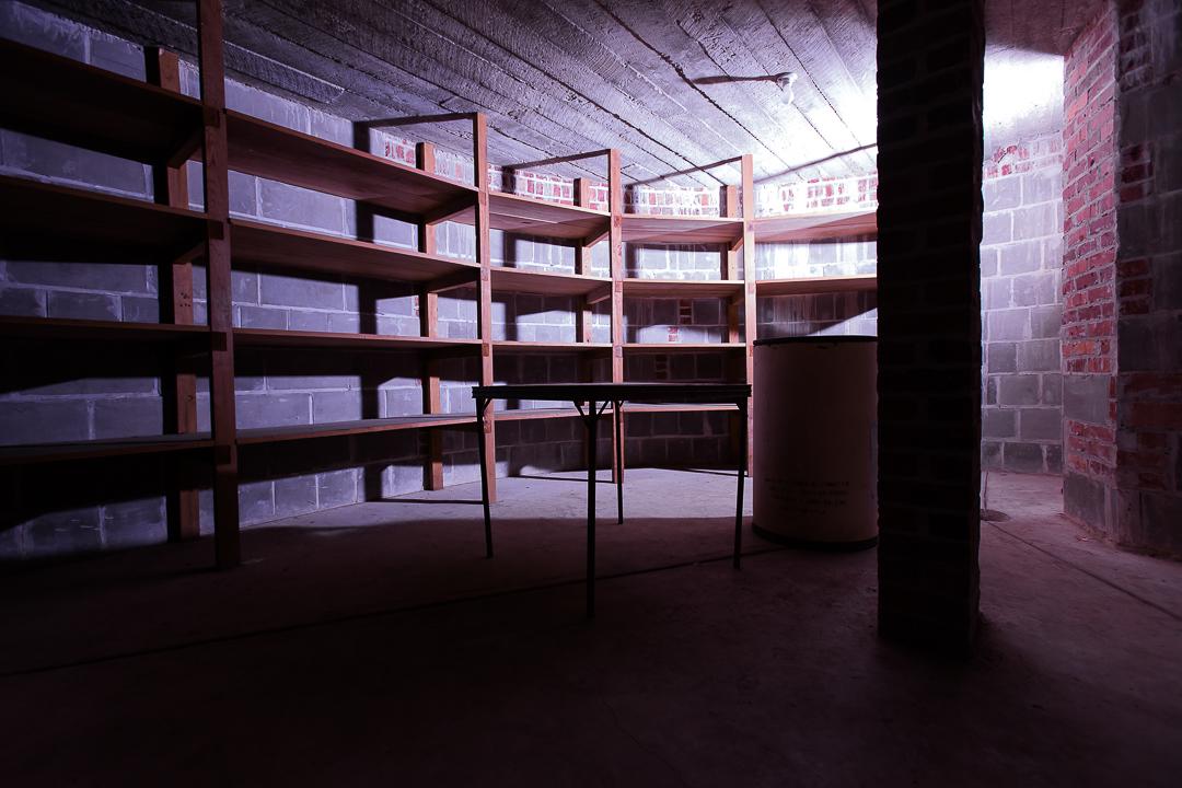 Howey House Secret Safe Room