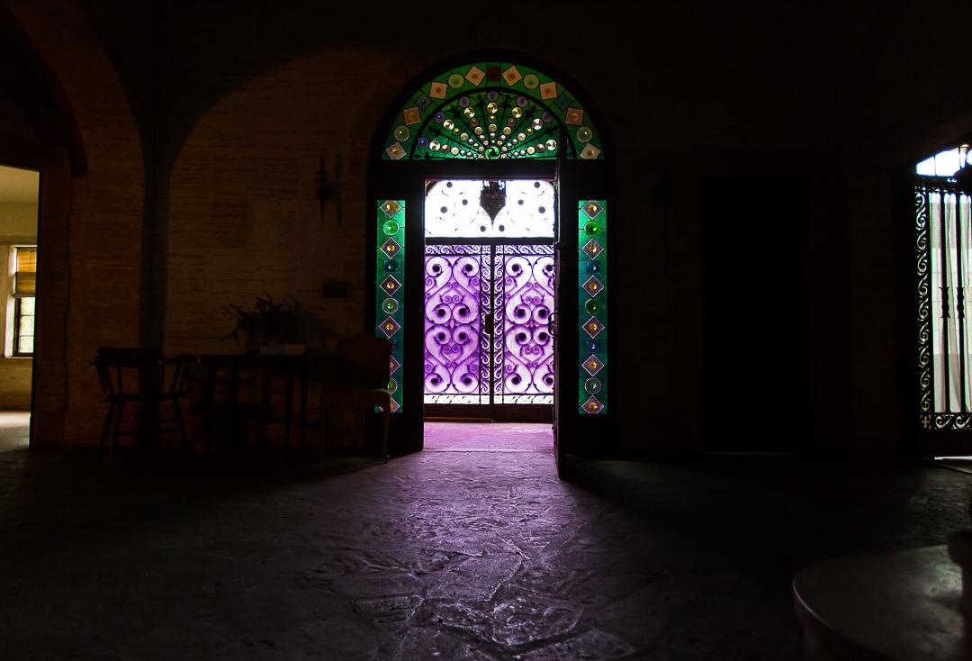 Howey House Inside Doors