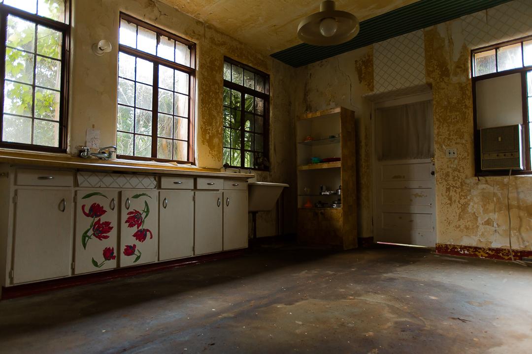 Howey House Kitchen