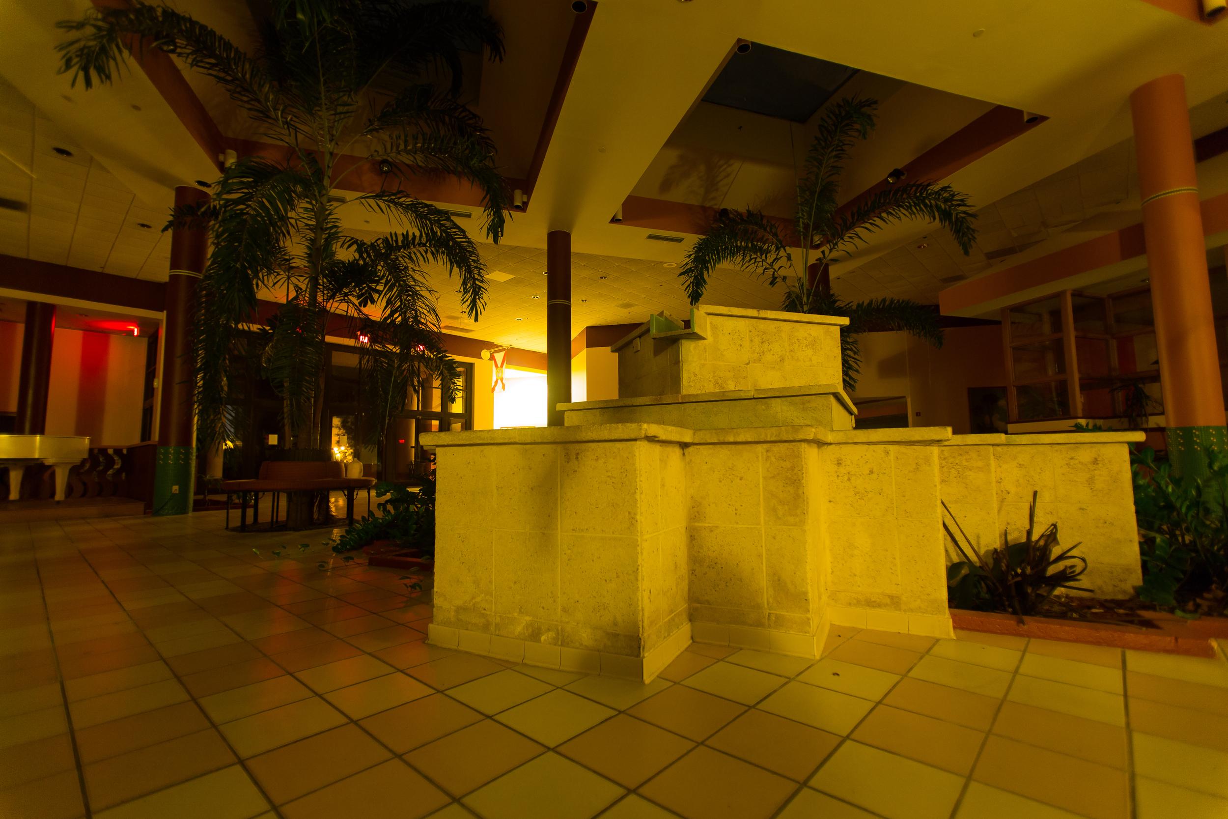 Mold Haus Fountain
