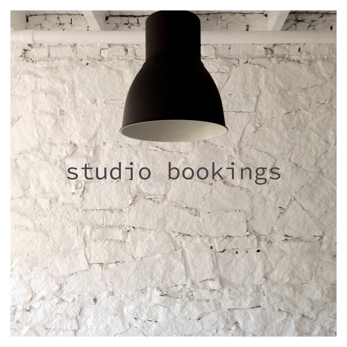 foster studio booking