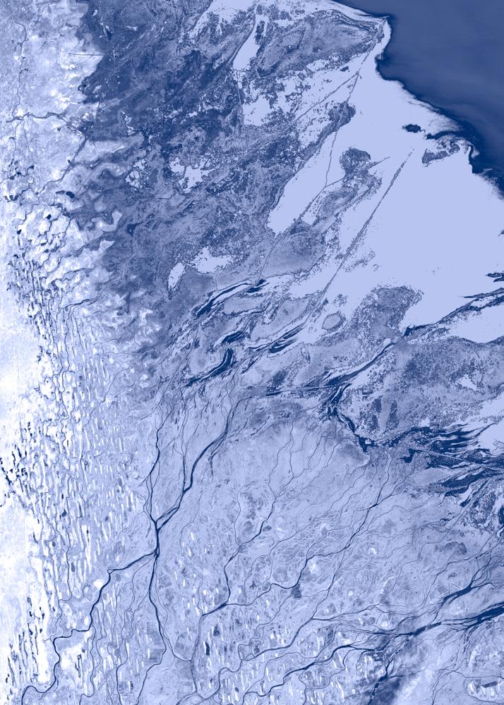 Volga River Delta, Russia III