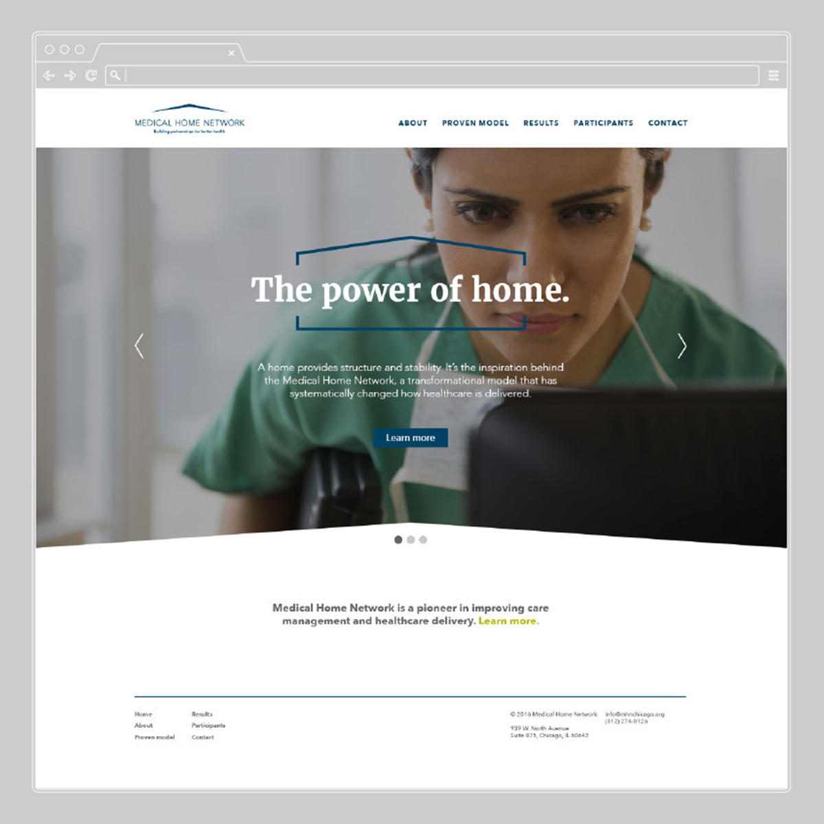 Medical Home Network