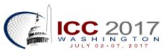 International Cartographic Conference  (ICC) |  CaGIS and URISA member attendee  | 2017