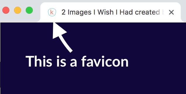 Squarespace Favicon Example