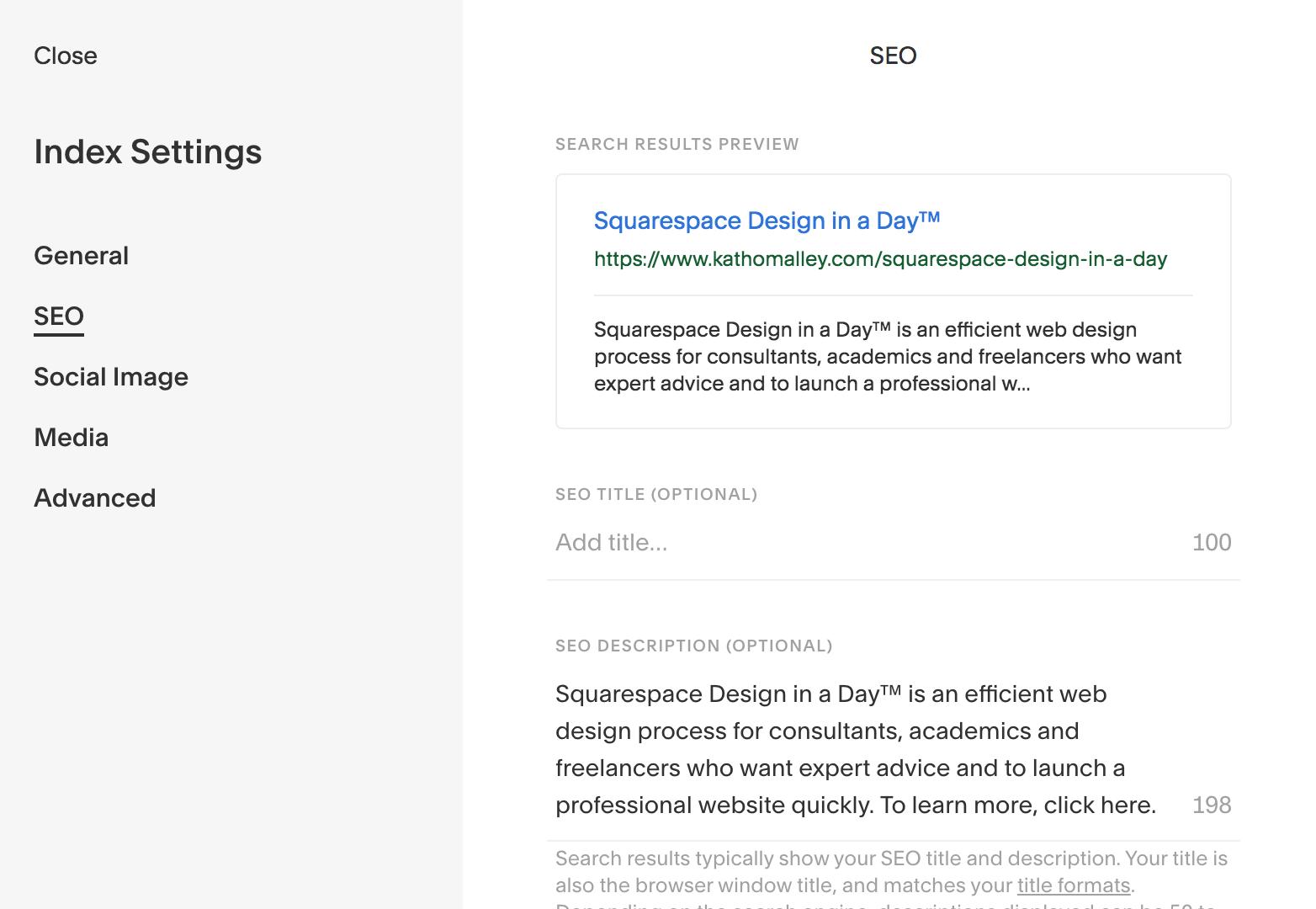 SEO description panel for Squarespace Websites.png
