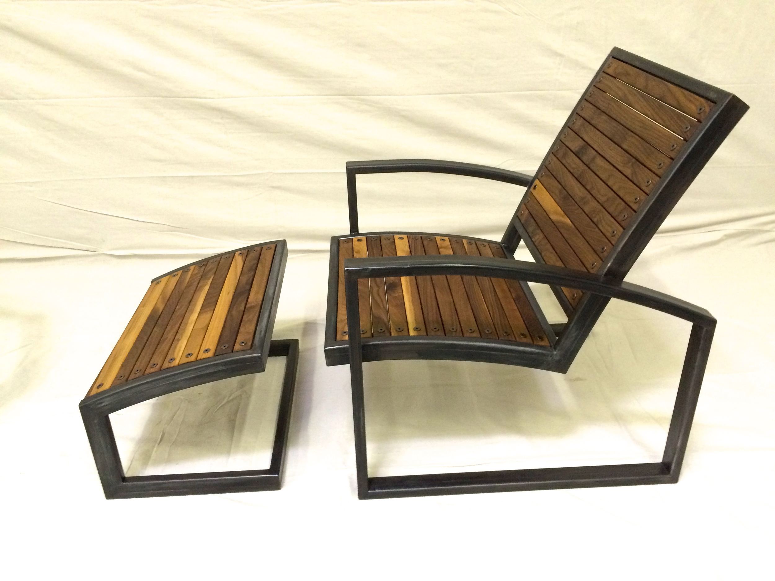 The Mark 1 Lounge Chair