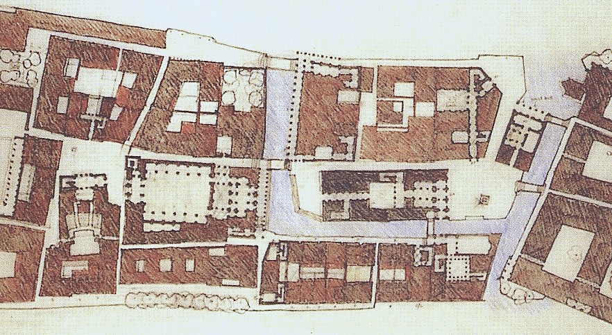 Masterplan for a New University, Venice