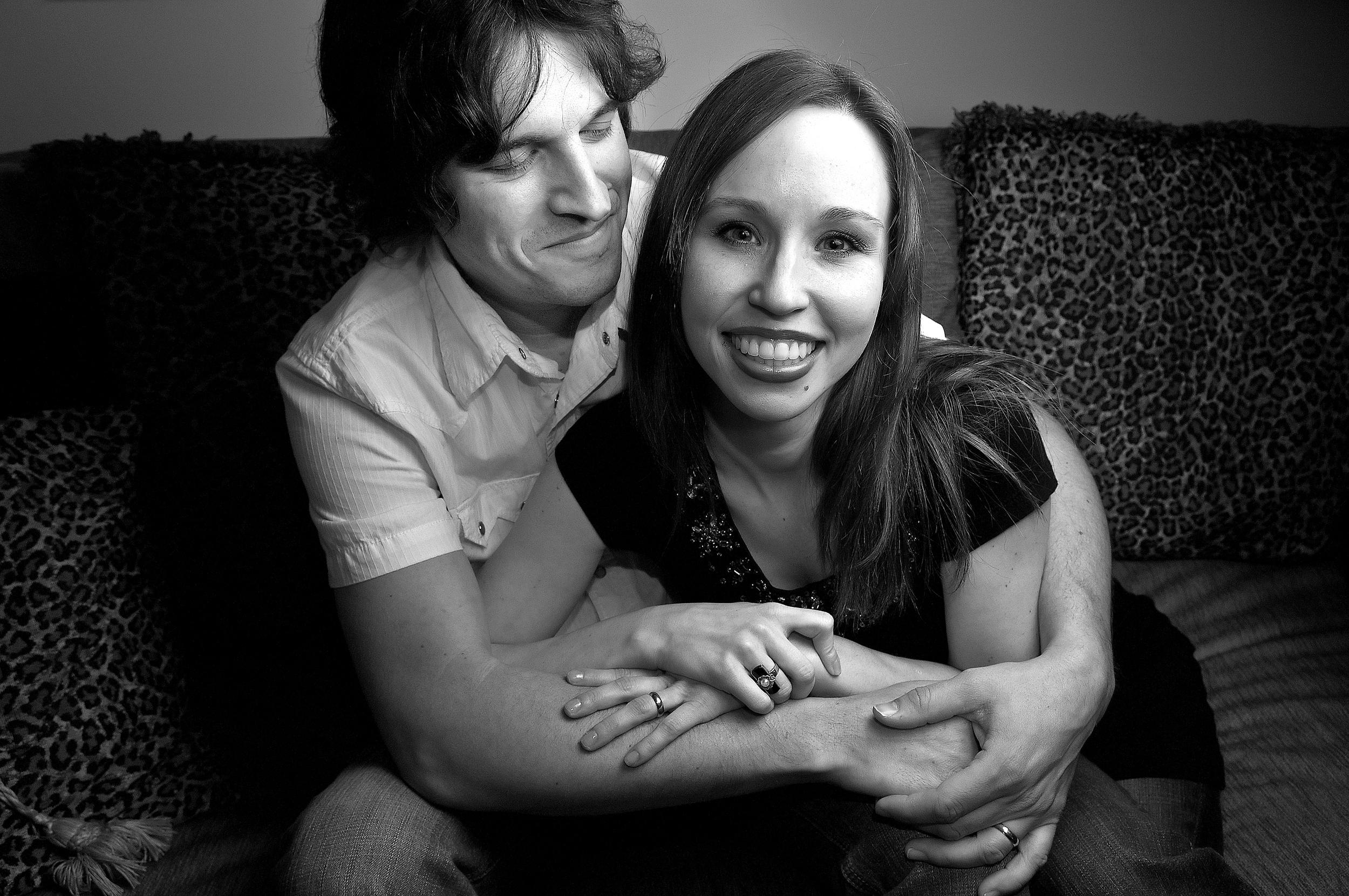 Brad and Theresa 2
