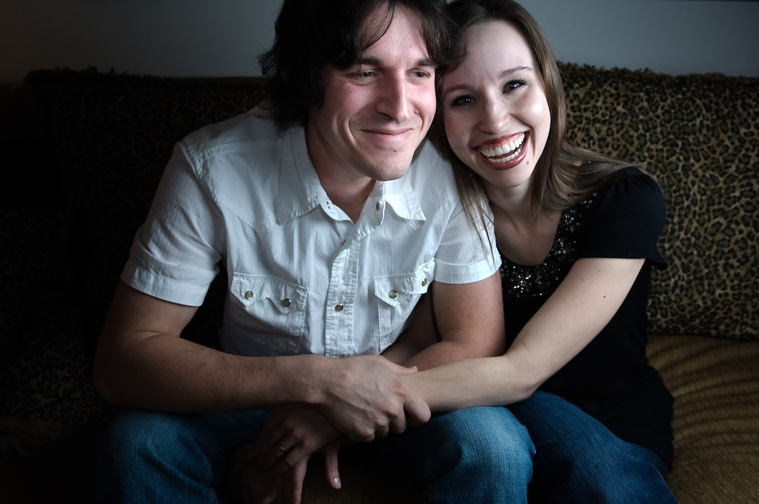 Theresa and Brad