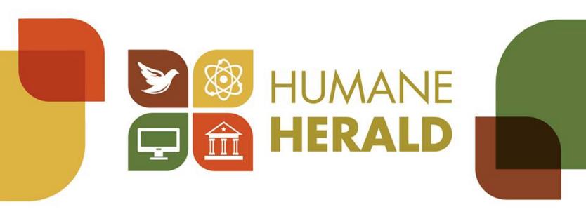 Humane Herald Logo (Large)