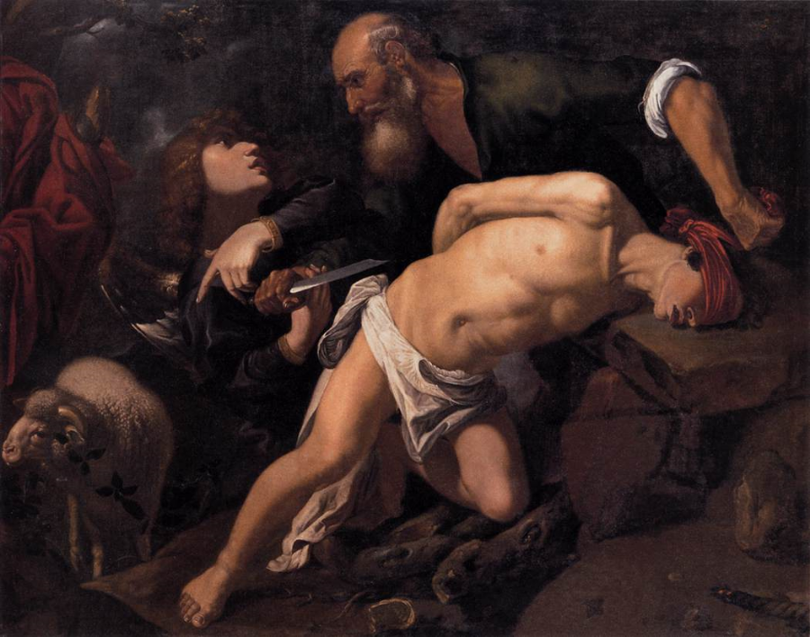 Pedro de Orrente - The Sacrifice of Isaac