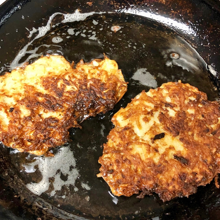 Oily, salty, latke seeking acerbic companion to light up dark, cold nights by burning candles at both ends (of the menorah)!