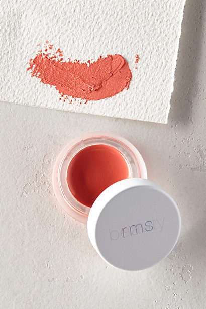 Smile: a sheer coral with a retro feel