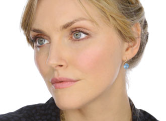 Demure (also used just on the cheeks) Used on a fresh day look on the wonderful website, sophiedahl.com