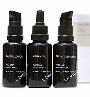 Kahina Giving Beauty Travel Basics