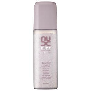 NUDE Skincare Detox Brightening Fizzy Powder Wash