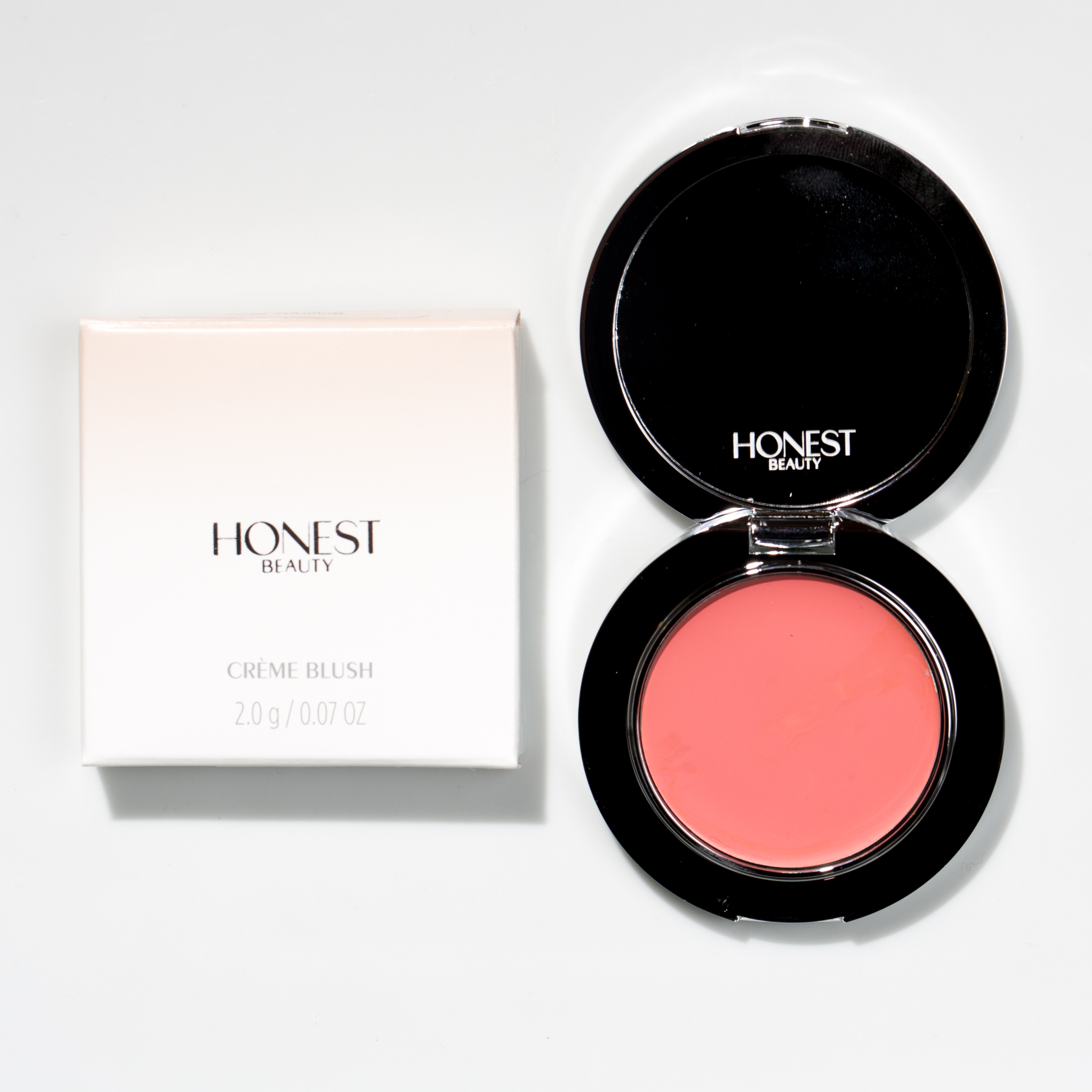 Honest Beauty Créme Blush in Truly Flirting