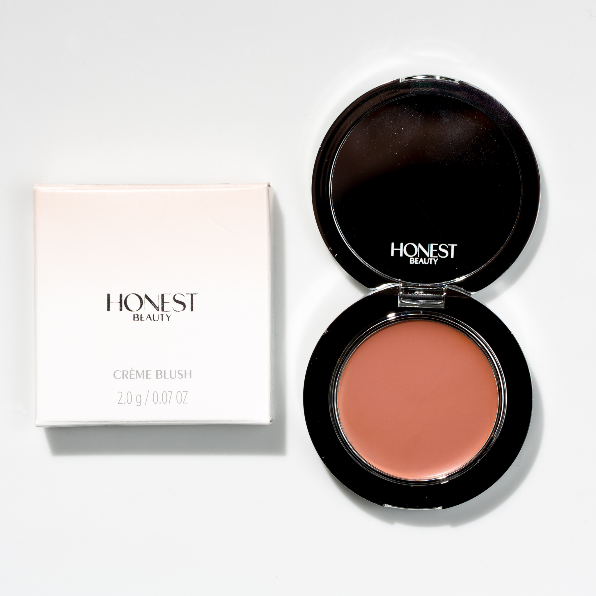 Honest Beauty Créme Blush in Truly Exciting
